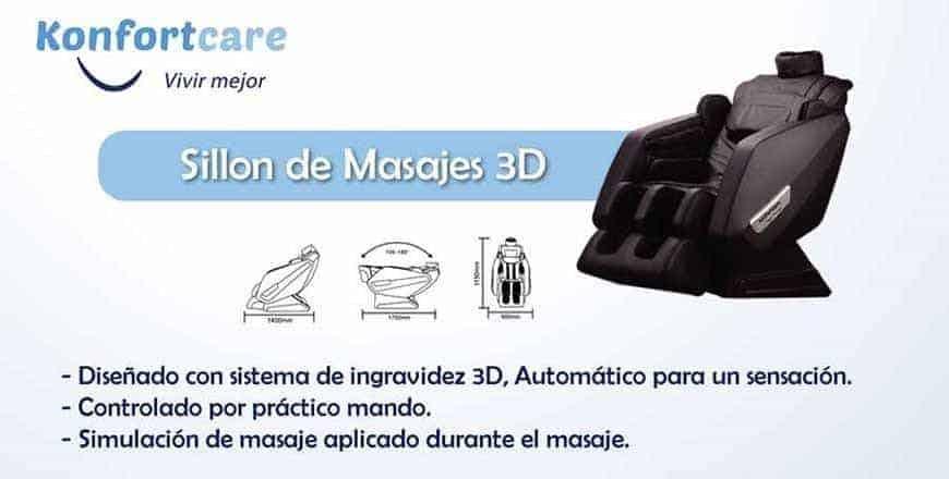 Sillon de masajes for Articulos para el hogar online