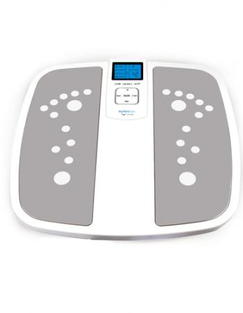 Masajeador Electrodos Pulsos Pies