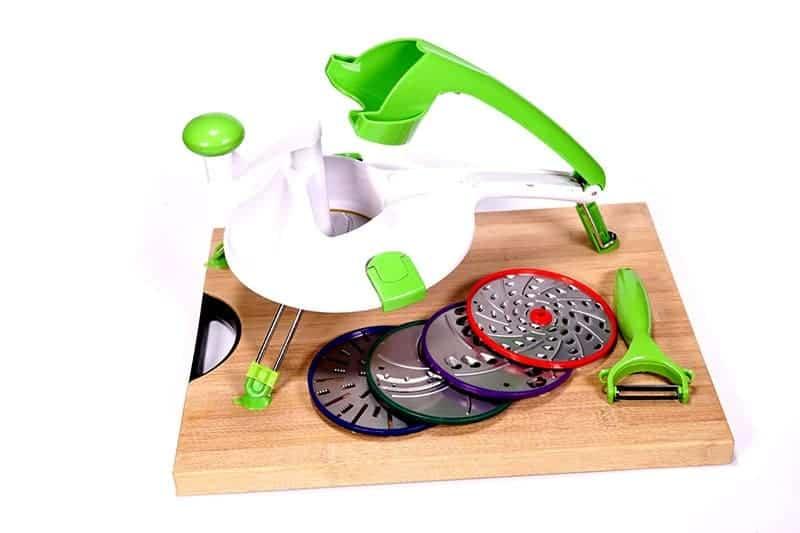 Cortador de verduras tienda online articulos de hogar for Articulos para el hogar online