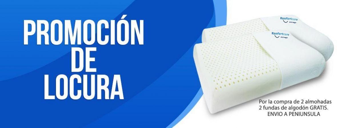 Almohadas-de-latex-Natural-para- cervicales-en-promoción-