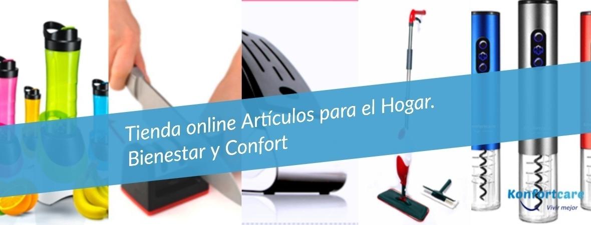Tienda Online Articulos para el Hogar | Konfortcare
