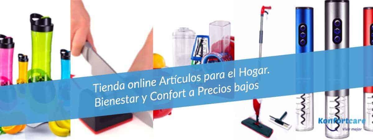 Tienda online Artículos de Hogar para Vivir mejor